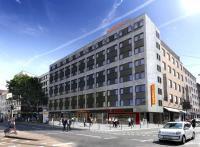 Die Fassade vom easyHotel Frankfurt / Bildquelle: BZ.COMM