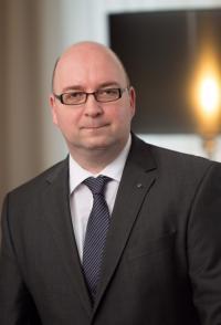 Hotelfachmann Eberhard Haist  in neuer GM Position; Bildquelle max-pr.eu