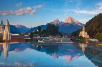 Ausblick Dachterrasse / Bildquelle: Edelweiss Hotel Berchtesgaden