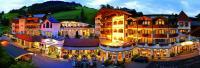 Außenansicht vom Edelweiss Hotel Großarl, gleichzeitig Bildquelle