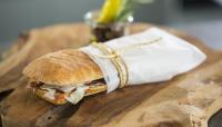 Einer der Streetfood Trends von EDNA: Ciabatta mit Sandwichschnitt / Bildquelle: EDNA International GmbH