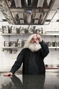 Der 'Küchenpapst' persönlich - Copyright alle by Wolfgang Eibach / die küche — der planer