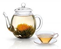 Der Erblüh-Tee - das Geschenk für die gesundheitsbewußte Frau