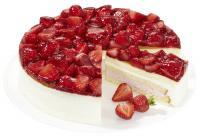 Erdbeer-Buttermilch-Torte / Bildquelle: erlenbacher backwaren gmbh
