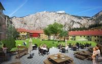 Innenhof /Bildquelle: Erzberg Alpin Resort