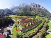Ansicht Vogelperspektive / Bildquelle: Erzberg Alpin Resort