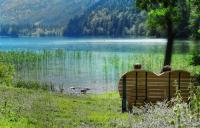 Rast am Leopoldsteiner See nahe des Erzberg Alpin Resorts / Bildquelle: Alps Residence