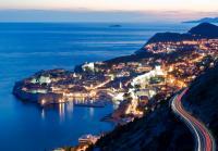 Blick auf Dubrovnik vom Hotel Excelsior aus