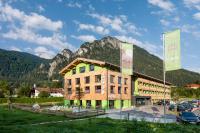 So wie das jüngste Explorer Hotel Berchtesgaden in Schönau am Königssee wird auch das Hotel in Hinterstoder aussehen / Bildquelle: Explorer Hotels