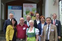 Die Teilnehmer der Pressekonferenz / Bildquelle: Familotel AG