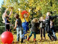 Gut Landegge im Herbst / Bildquelle: Familotel Gut Landegge