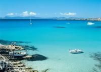 Formentera, hier Calasaona; Bildquelle FTI-Unternehmenskommunikation