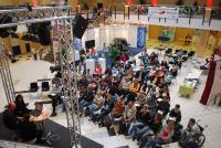 """600 Auszubildende der Veranstaltungs- und der Hotelbranche werden zum """"Forum VIA Münster"""" erwartet und aus erster Hand viele Praxistipps erhalten"""
