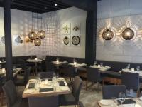 Wo Innovation auf Interaktion trifft — das im Juli 2016 neu eröffnete Restaurant FOSH Lab in Palma de Mallorca setzt auf experimentelle Haute Cuisine. / Bildquelle: FOSH Group