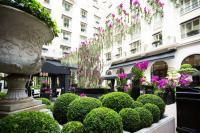 Four Seasons Hotel George V Courtyard; Bildquellen PRCO Germany GmbH