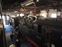 ... für die ganze Familie faszinierend das Eisenbahnmuseum Lokschuppen Aumühle