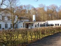 Das Restaurant & Café Forsthaus Friedrichsruh von außen / Bildquelle: Alle Sascha Brenning - Hotelier.de