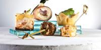 """So könnten die Friesisch Tapas beim """"Koch des Jahres"""" aussehen; Bild: Friesenkrone"""
