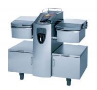 Das erste VarioCooking Center® aus dem Jahr 2005, ein revolutionäres Multifunktionsgargerät / Bildquelle: FRIMA International AG