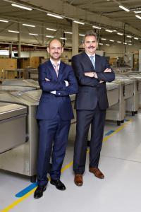 Michael Fuchs und Reinhard Waßmus / Bildquelle: FRIMA International AG