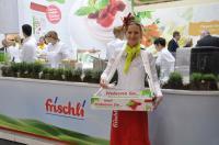 Der Internorga-Auftritt 2015 von frischli / Bildquelle: frischli Milchwerke GmbH