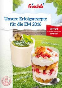 frischli EM 2016 Titel / Bildquelle: frischli Milchwerke GmbH