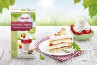 Vegane Schlagcreme / Bildquelle: frischli Milchwerke GmbH