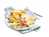 frischli Rezept Spargel Culinare / Bildquelle: frischli Milchwerke GmbH