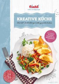 Titel Kreative Küche Winterausgabe / Bildquelle: frischli Milchwerke GmbH