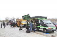Street-Food-Wagen auf der GastRo 2016 / Bildquelle: Rostocker Messe- und Stadthallengesellschaft mbH