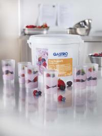 Gastro Fruchtquark Waldfrucht 5 KG / Bildquelle: FrieslandCampina Foodservice / GASTRO
