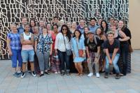 Studenten aus den USA im GBZ / Bildquelle: Gastronomisches Bildungszentrum e.V.