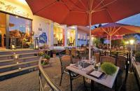 Das von HolidayCheck bewertete Top-Hotel lässt auch bei Gourmet-Freunden das Herz höher schlagen: Das Hotelrestaurant ist mit dem Schlemmeratlas 2013 ausgezeichnet worden / Bildquelle: Alle gc Wärmedienste GmbH