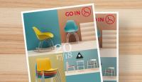Frisch erschienen und prall voll mit Einrichtungsideen für Gastronomie, Hotellerie und Objekteinrichtung: der GO IN Katalog 2017/18. / Bildquelle: GO IN GmbH