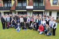 Gruppenfoto vom 1. Göbel Hotels Azubicamp 2016 / Bildquelle: Göbel Hotels