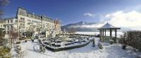 Winterpanorama bei Sonnenschein Quelle: Grand Hotel Zell am See