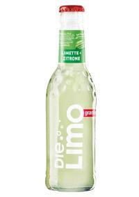 Granini Die Limo Gastro Limette Zitrone für die Gastronomie