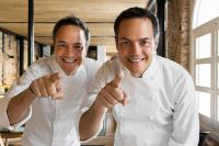 Build: Sterneköche Sergio und Javier Torres; Bildquellen Meliá Hotels International