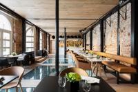 Das Restaurant Dos Cielos Madrid im Fünf-Sterne-Hotel Gran Meliá Palacio de los Duques