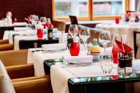 Das gusto Restaurant und seine feine italienische Küche (siehe unten); Bildquelle Wilde