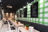 Sitzbereich in einem Ciao Bella Restaurant / Bildquelle: Ciao Bella