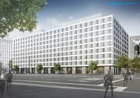 Das Hampton by Hilton Berlin / Bildquelle: cube visualisierungen