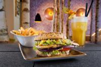 Henne-Burger / Bildquelle: HANS IM GLÜCK