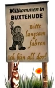 Buxtehude - die Stadt von Hase und Igel!