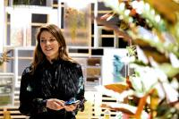 Schauspielerin und Hotelbetreiberin Jessica Schwarz / Bildquelle: Messe Frankfurt Exhibition GmbH / Pietro Sutera