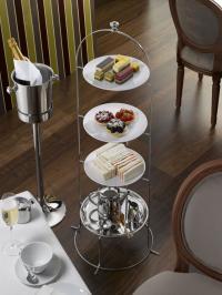 Neue Etagéren von Hepp zelebrieren Tea-Time auf vier Ebenen / Bildquelle: Hepp - Eine Marke der proHeq GmbH