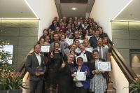 16 Hospitality HR Awards an vorbildliche Arbeitgeber verliehen. / Bildquelle: Deutsche Hotelakademie
