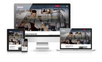 Alles neu — im HOBART Web: Der Internetauftritt präsentiert sich in einem spannenden und frischen Design sowie mit einer Vielzahl verbesserter Funktionen. / Bildquelle: HOBART GmbH