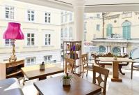 Beethoven Lounge Blick zum Papagenotor und Eckhaus / Bildquelle: Hotel Beethoven Wien