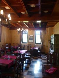 Das Restaurant im österreichisch - ungarischen Stil